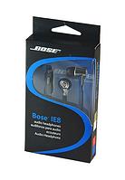 Наушники вакуумные Bose IE8, 3,5 mm, черные