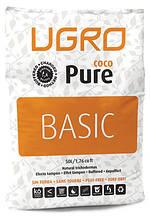 Непрессованный Кокосовый субстрат Ugro Pure Basic 50 л