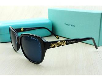 Женские солнцезащитные очки Tiffany & co (TF4069) black SR-481