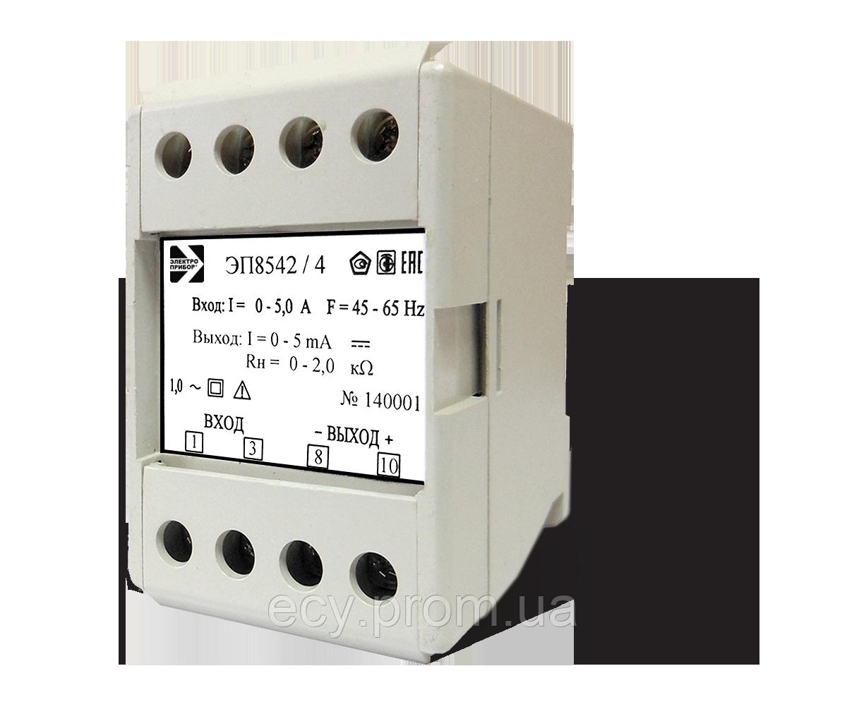 ЭП8542 Преобразователи измерительные переменного тока