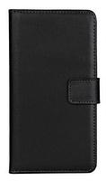 Кожаный чехол книжка для LG Optimus G3 D855 D850 черный
