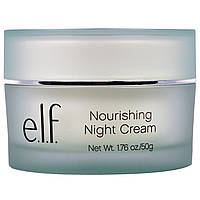 E.L.F. Cosmetics, Питательный ночной крем, 1,76 унции (50 г)