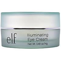 E.L.F. Cosmetics, Осветляющий крем для глаз, 0,49 унции (14 г)