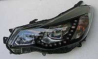 Subaru XV оптика передняя ксенон