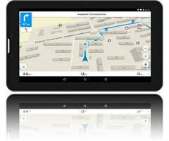 GPS-навигатор SHUTTLE PNT-7045 Android