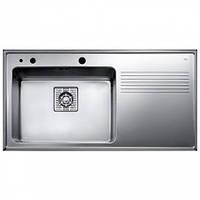 Teka Кухонная мойка Teka Frame 1B 1D Plus Нержавеющая сталь (40180510)
