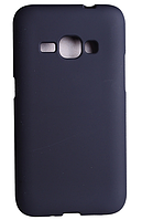 Чехол бампер для Samsung Galaxy J1 2016 J120 черный