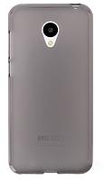 Чехол бампер для Meizu m3 mini серый