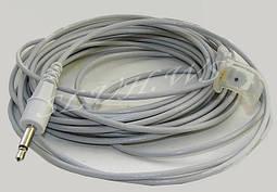 Аудиошнур для подключения слухового аппарата Audio-service (5м)