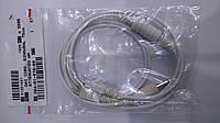 Аудиошнур для подключения слухового аппарата к телевизору и мобильному телефону длинной 60 см на одно ухо,1 ка