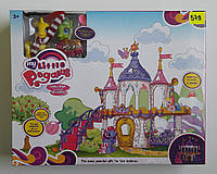 Игровой набор Замок с игрушками My Little Pony