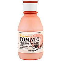 Skin Food, Отбеливающая эмульсия Premium Tomato, 140 мл