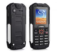 Противоударный телефон Sigma mobile X-treme IT68 Black