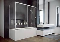 Шторка для ванны  Besco Duo Slide  II 150 см