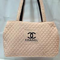 Стильная стеганая   сумка  Chanel (Шанель) . Модная женская сумка. Удобная, вместительная сумка   оптом