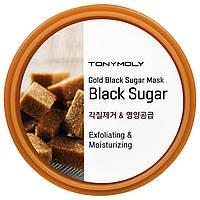 Tony Moly, Сахарная маска Gold Black, 100 мл