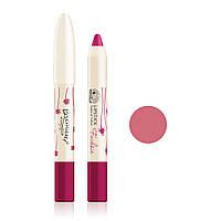 Помада-карандаш «Розовый лотос» матовая и сияющая