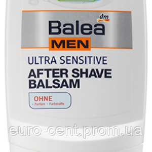 Бальзам после бритья BALEA After Shave balsam Ultra Sensitive