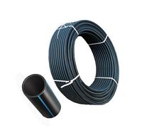 Труба полиэтиленовая черн/син PN 6 20