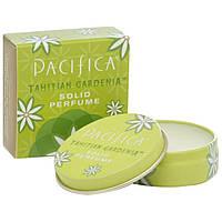 Pacifica, Гардения таитянская, твердые духи, 0,33 унции (10 г)