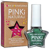 Luna Star Naturals, Pinki Naturali, Минеральный лак для ногтей, Saint Paul, 0,25 жидких унций (7,5 мл)