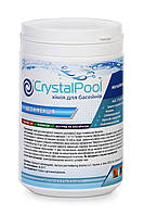 Crystal Pool MultiTab 4-in-1 Large 1 кг-Медленнорастворимые таблетки хлора для продолжительной дезин