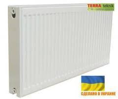 Стальные радиаторы terra teknik (украина)