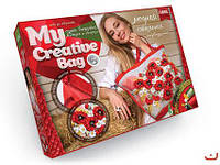 Набор для творчества  dankotoys my creative bag Маки mcb-01-01