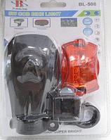 Ліхтарик BL 508 COB велосипедний (СКЛАД)