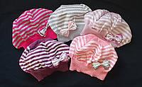 Модная шапка-берет для девочек