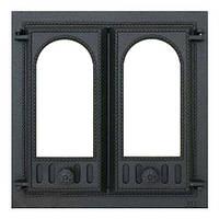 Дверца для камина 2-х створчатая SVT 401