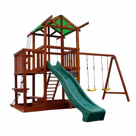 Детский спортивно-игровой комплекс Бебиленд-5, фото 2