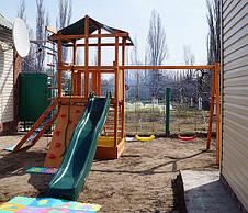 Детский спортивно-игровой комплекс Бебиленд-3, фото 3