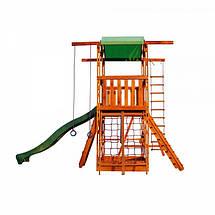 Детский спортивно-игровой комплекс Бебиленд-3, фото 2