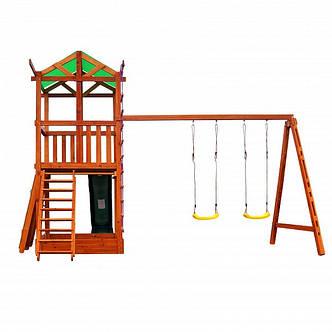 Детский спортивно-игровой комплекс Бебиленд-4, фото 2