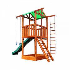 Детский спортивно-игровой комплекс Бебиленд-1, фото 2