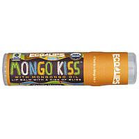 Eco Lips Inc., Mongo Kiss, бальзам для губ, ваниль и мед, 0,25 унций (7 г)