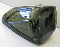 Subaru XV / Crosstrek оптика задняя светодиодная LED хром тонированный