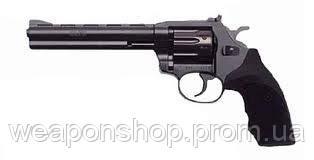 Пистолет под патрон флобера ALFA 461, черный, пластиковая рукоятка