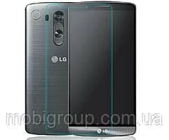 Стекло защитное 0,26 mm 2,5D 9Н LG G3