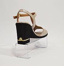 Женские кожаные босоножки Phany, фото 3