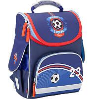 Рюкзак GOPack школьный каркасный 5001S-10