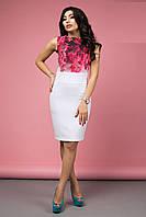 Женское платье облегающее Lyuchiya 42–50р. в расцветках, фото 1