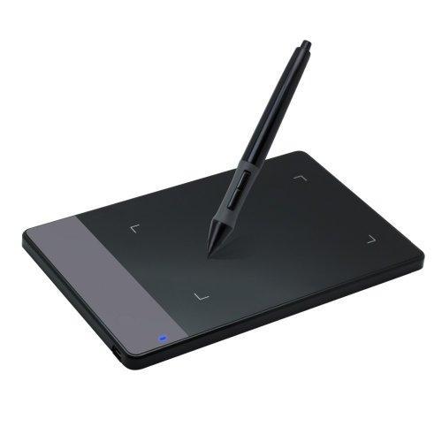 Графический планшет Huion 420. Планшет для рисования и ретуши