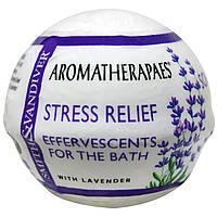 Smith & Vandiver, Соль для ванн, для снятия стресса, 2,8 унции (80 г)