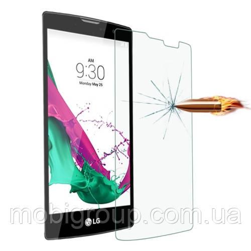 Стекло защитное 0,26 mm 2,5D 9Н LG G4 mini