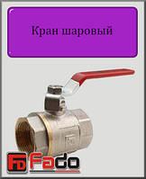 """Кран шаровый Fado Classic 2"""" ВВ PN40 (ручка)"""