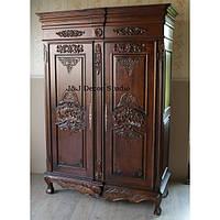 Стильный шкаф (гардероб)