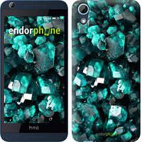 "Чехол на HTC Desire 628 Dual Sim Кристаллы 2 ""3674u-949"""