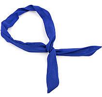 Повязка на голову Солоха синяя